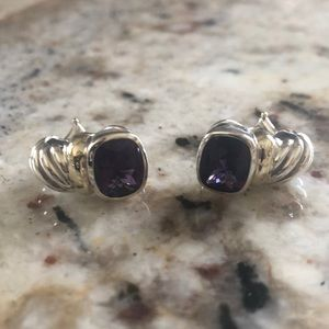 David yurman purple stone earnings